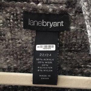 Lane Bryant cardigan